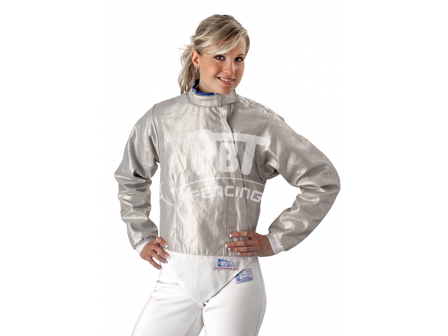 Electric sabre jacket INOX, washable for women