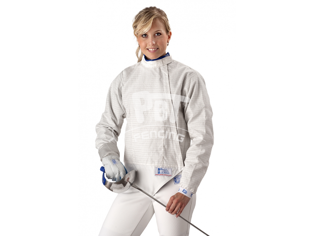 Electric sabre jacket non-inox, non-washable for women