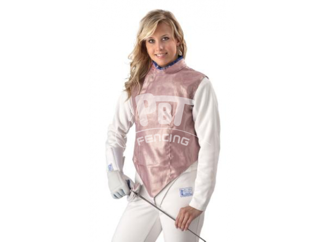 Electric foil jacket  INOX PINK PBT for women/CUSTOM