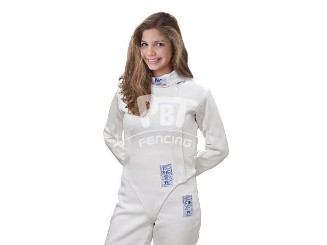 Fencing jacket FIE 800 N STRETCHFIT for women