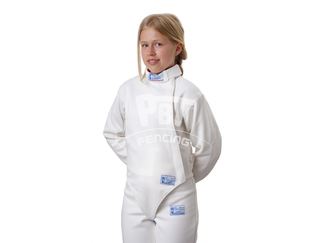 Fencing jacket 350 N Elastic for children