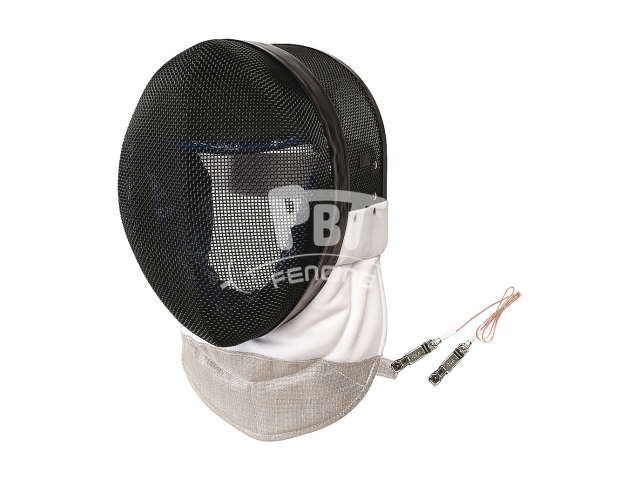 Foil mask FIE 1600 N BLACK incl. mask cable