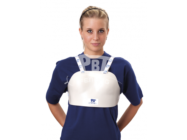 Breast protector TOTAL PBT Lady