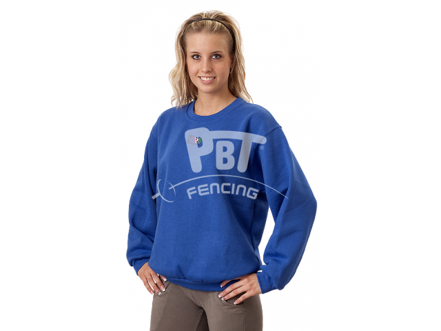 Sweatshirt with PBT logo