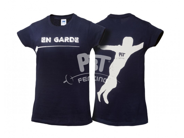 T-shirt PBT EN GARDE for WOMEN