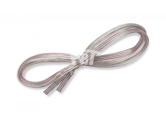 Wire cable 3 core TRANSPARENT/ m