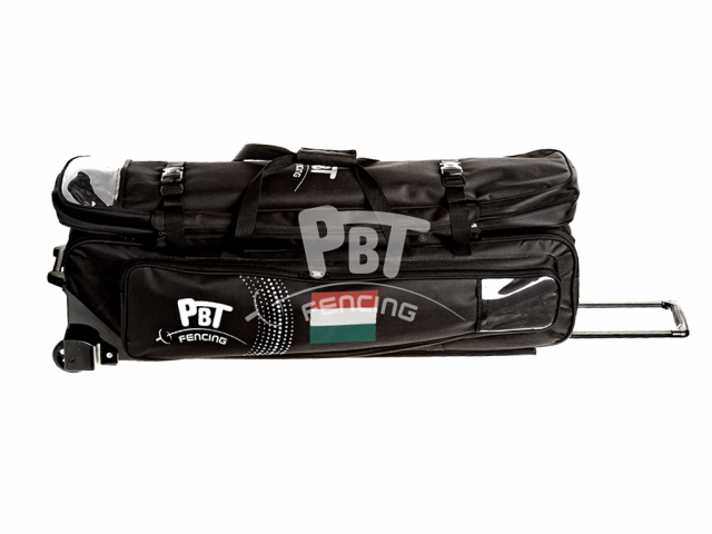 National flag print for MaxPRO rollbag