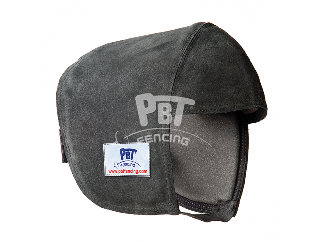 Leather pad for coach mask LIGHT