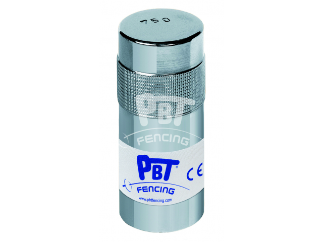 Epee test weight 750 g
